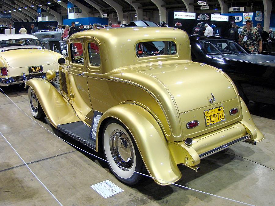 Coupé Ford 32 - 5 fenètres