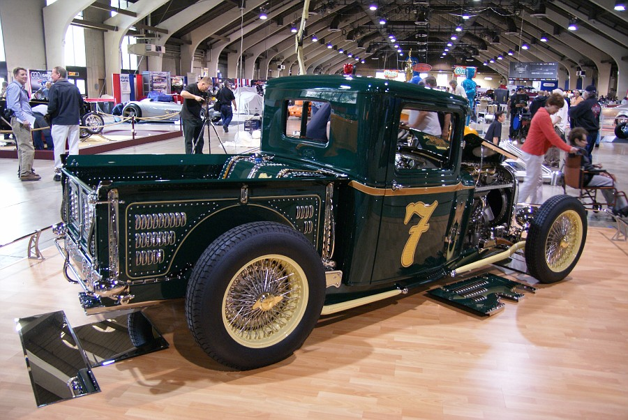Pickup ford 31