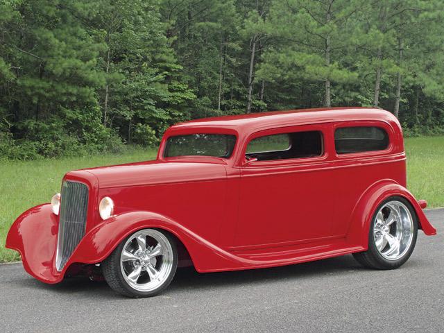 Chevrolet Sedan 1934