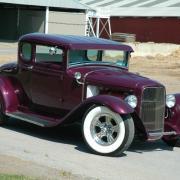 Coupé 5 fenètres -Ford 1930