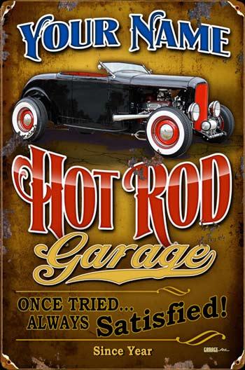 Hot Rod Garage Satisfield