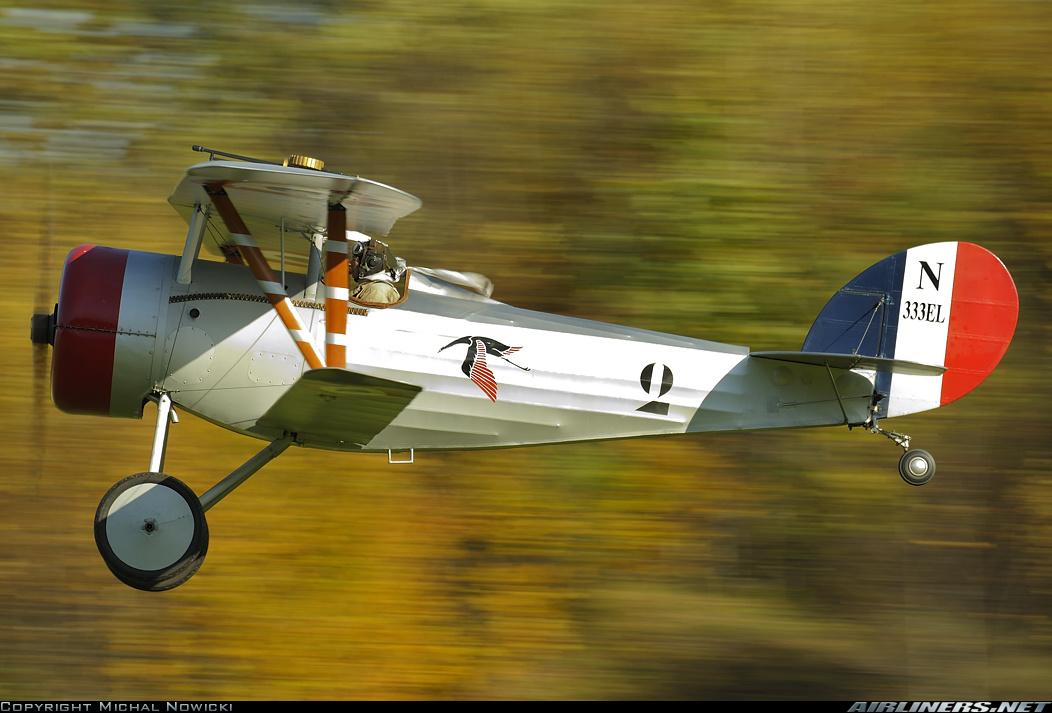Réplique Nieuport  24