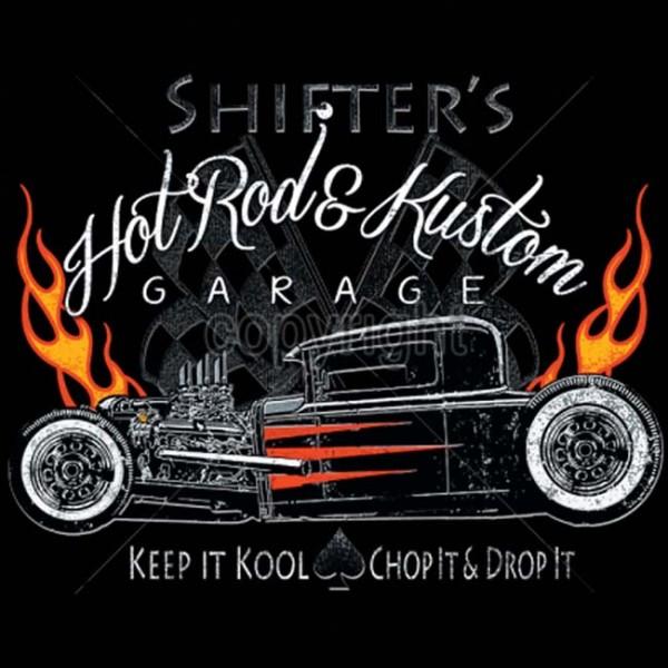 Shifters Kustom Garage