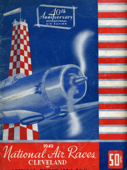Cleveland 1949 Program