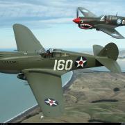 Curtiss  P40C warhauk