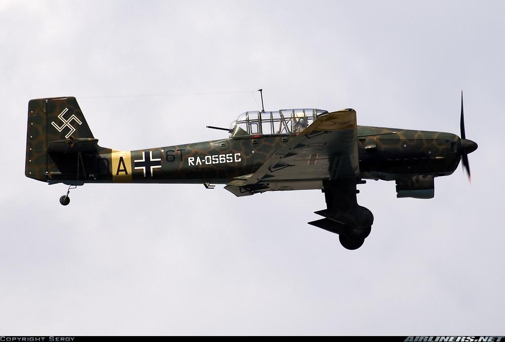 Junkers 87B - Stuka