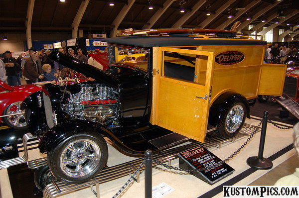 Delivery  Ford 1928/29
