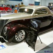 Coupé 3 fenètre - Ford 1937