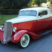 Coupé Ford 1933