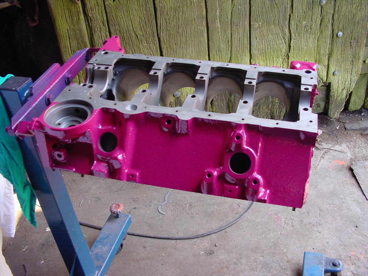 Réfection Moteur  350 Chevrolet  5,7l