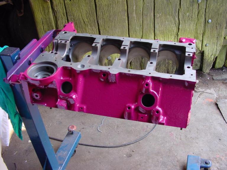 Bloc 350 Chevy