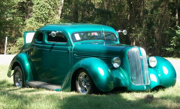 Plymouth 1936