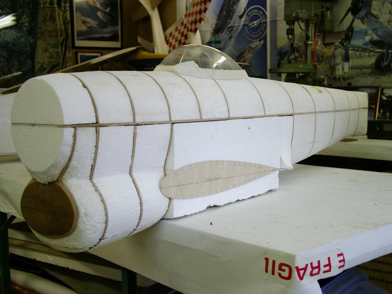 fabrication de la Forme