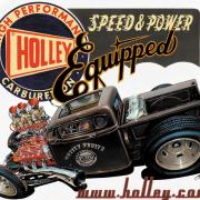 Holley Speed power