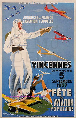 Vincennes  Aéro 1937