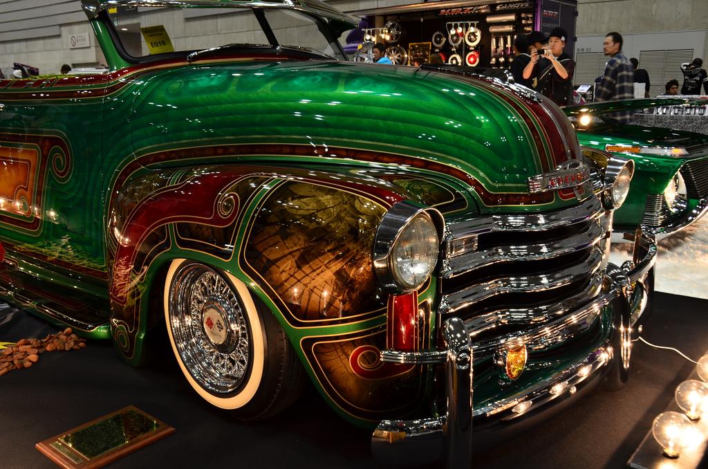 "Custom Car Paint >> Peinture classic ""Custom"
