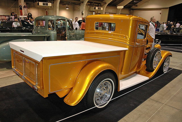 Pickup Ford 1931