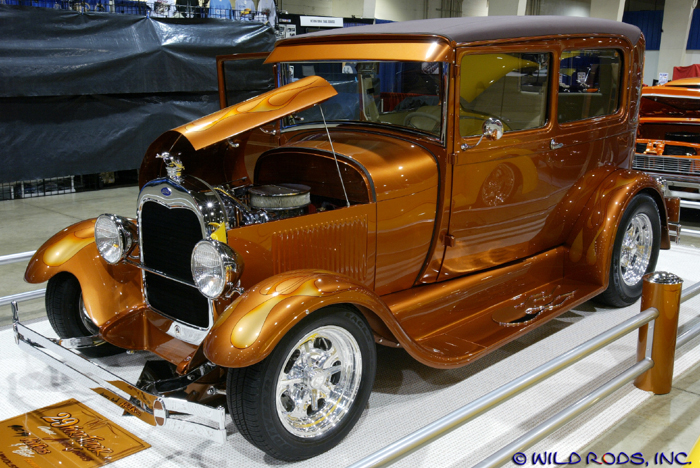 ford sedan 1929