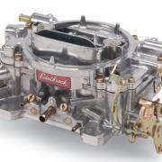 Carburateur 600cfm -Edelbrock-four-bar