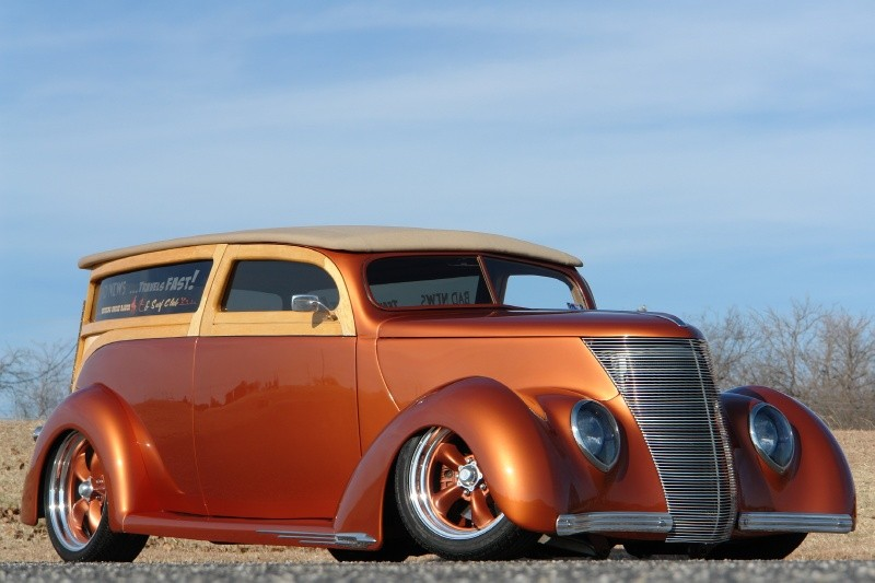 Ford woody 1937