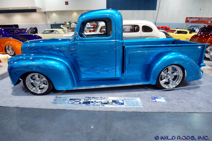 Pickup Ford  1946
