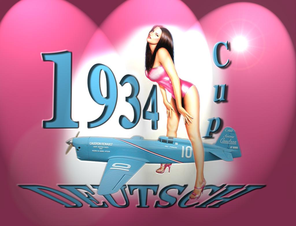 Caudron  C 460