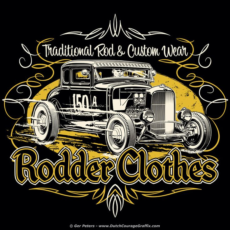 Rodder Clothes
