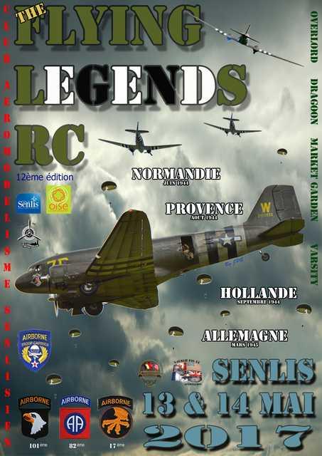 Affiche-Flying-Legends-RC-2017 SENLIS