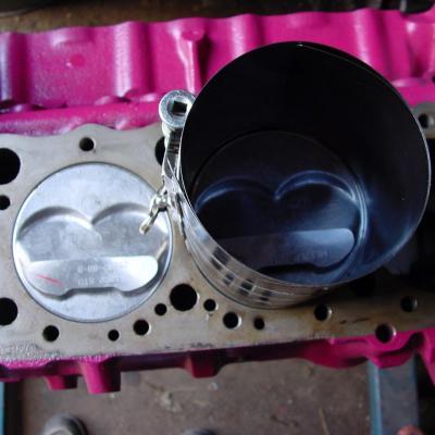 Piston dans son Cylindre