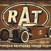 RAT custom