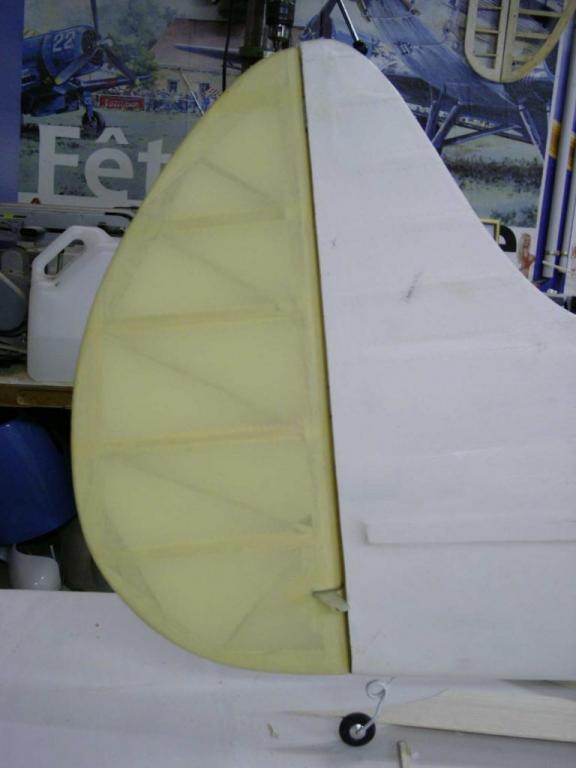Dérive entoilé au solartex