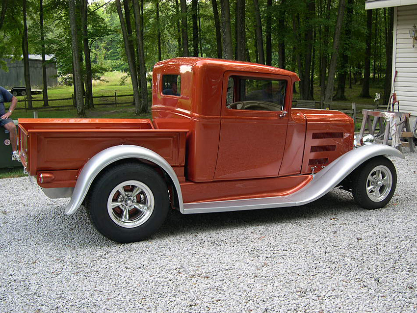 Pickup Ford A 1931