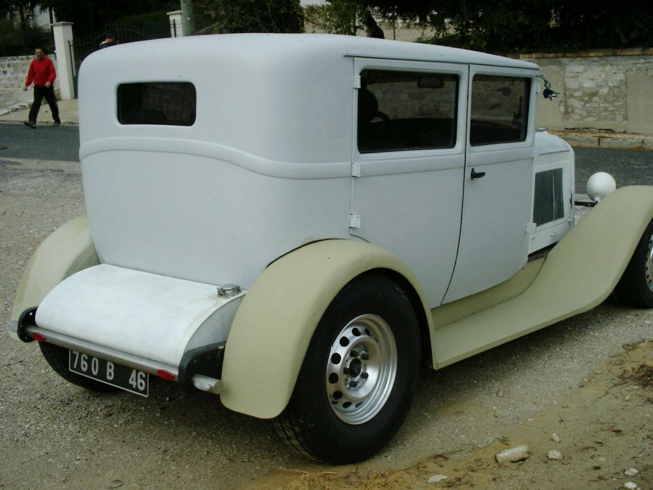 Citroen C4 - 1929