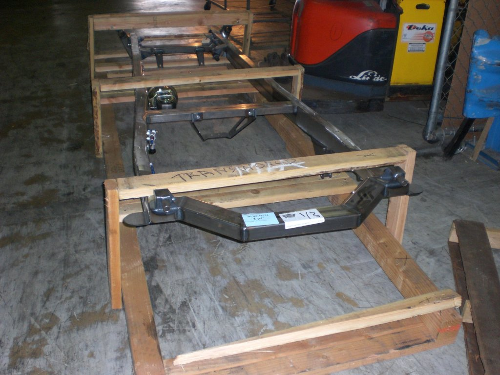 Assemblage du Chassis TCI