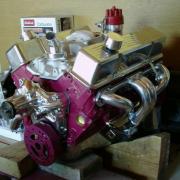 moteur 350 chevy