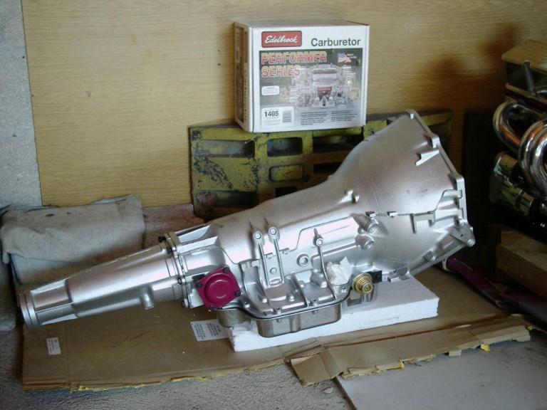 Boite auto TH400 -  tulipe longue  ref  N°: CFD2 .  8625754