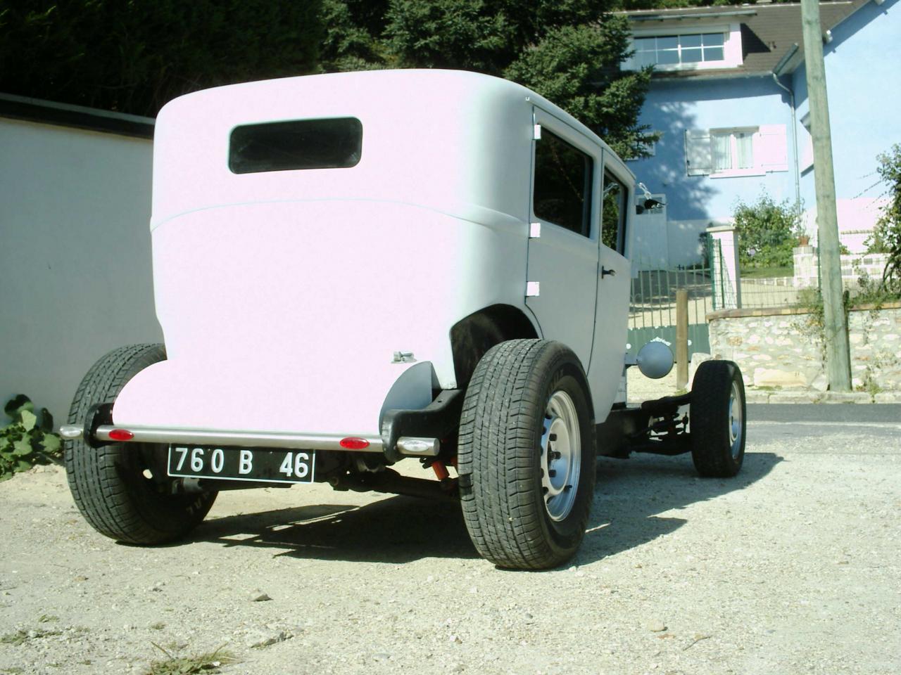 Citroen C4 1929
