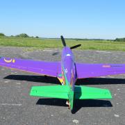 P51 Voodoo  - Envergure 1,10m