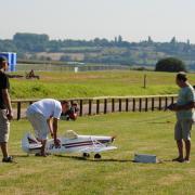 BEUGIN ( Pas de calais 62) préparation au vol & mise en route moteur