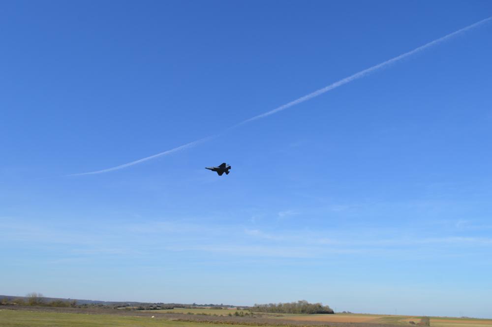 F35 en vol