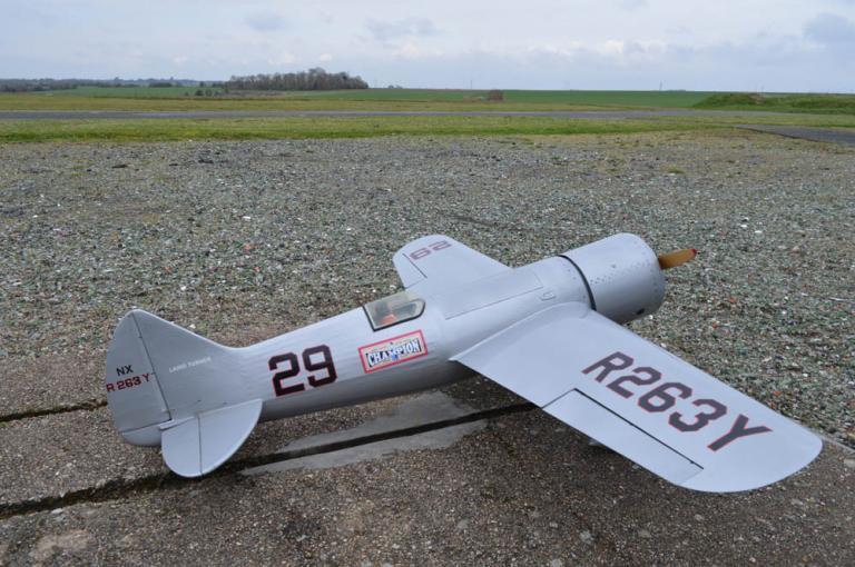 """1 Avril 2018 - préparation pour un vol de réglage du  Laird Turner """" Piste  d'Etampes """""""
