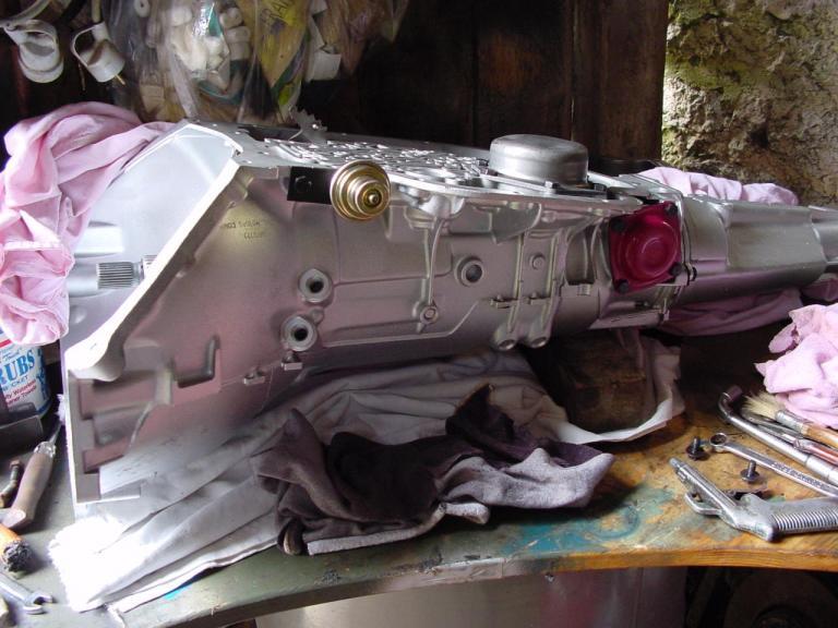 TH 400 - N°6670373 Général Motor Corp CKE 197836