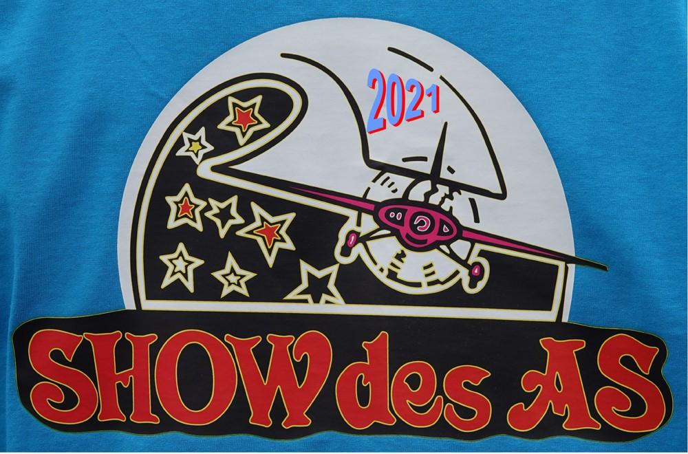 Tee shirt du Show des As 2021