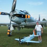 Skyraider basé à la ferté Alais 91