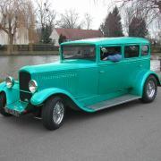 Peugeot type 12/6 de 1928