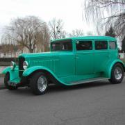 Voici mon premier projet terminé Peugeot 12/6 de 1928