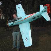 Mon Skyraider 2,55m