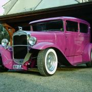 Vue -  FORD A  1931