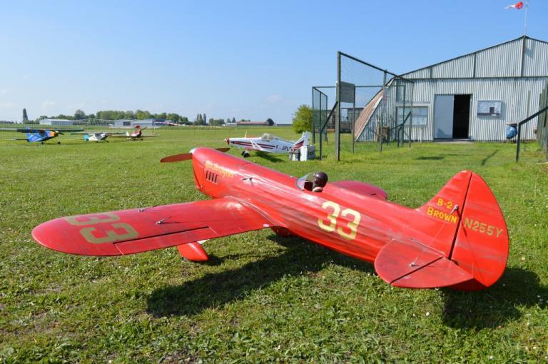 Brown B2  - Aérodrome de Montargis   2019