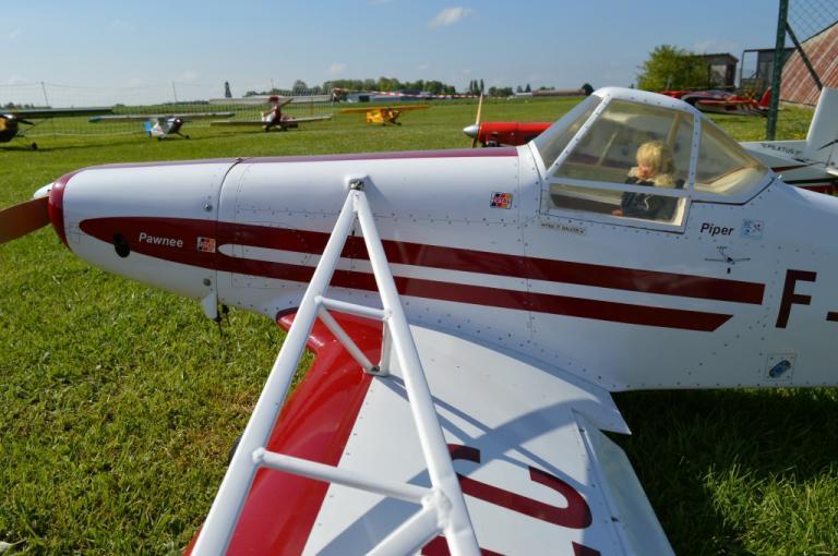 Rencontre aérodrome de Vimory du 11 et 12 mai 2019